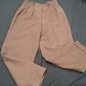 Calvin Klein vintage brown pants